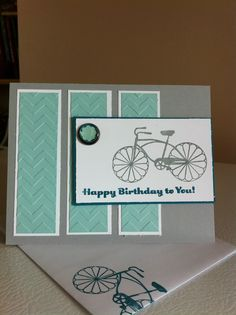 stampin up cycle celebration - Google Search