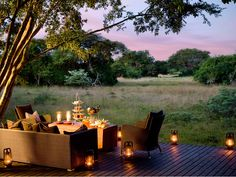 Phinda Private Game Reserve, KwaZulu-Natal, South Africa