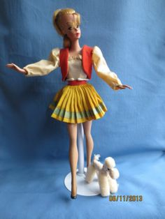 Barbie Original Bild-Lilli