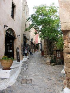 Peloponnese, Greece by Dan Brooke, via Flickr