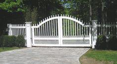 Grand Entrance Gates
