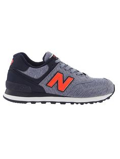 574 Sneaker by New Balance� - We love sweatshirts and sneakers so much we  just