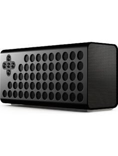 URGE Basics Cuatro Portable Wireless Bluetooth 4.0 Speaker With Bass+ Technology for Mp3 Players Smartphones and Tablets ❤ URGE Basics