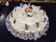 Torta sposi (Grooms cake)