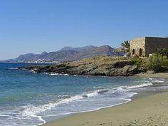 Der Traumurlaub am Sandstrand, Mietwagen inklusiveFerienhaus in Makrygialos von @homeaway! #vacation #rental #travel #homeaway