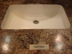 The Sheffield in Formica Golden Mascarello 180fx