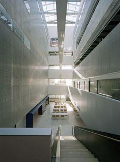Exactum, University of Helsinki, Helsinki, Finland - LAHDELMA & MAHLAMÄKI ARCHITECTS