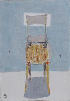chaise vide - stephane dauthuille