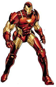 Iron Man..............