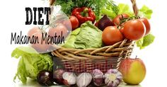 Raw food diet adalah pola makan yang hanya konsumsi makanan mentah atau yang dimasak dengan panas rendah. Sehatkah? Klik link di atas untuk informasi lengkapnya