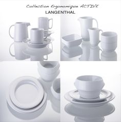 LANGENTHAL - ACTIVE : collection ergonomique
