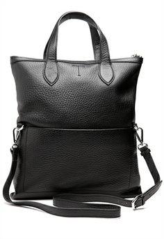 TIGER OF SWEDEN Chamonix Bag 050 Black