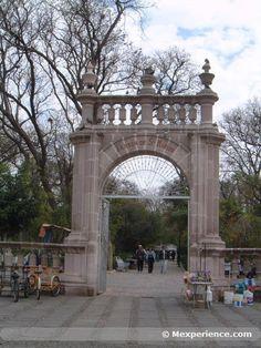 Park Entrance, Aguascalientes