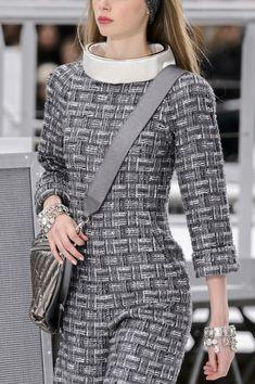 Chanel at Paris Fashion Week Fall 2017