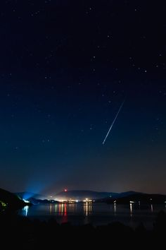 2014 perseids meteor shower, poland | nature + night photography