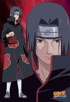 Naruto: Shippuden - Akatsuki's Warrior - Itachi Uchiha Jigsaw Puzzle featured on Jzool.com