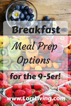 Eating healthy plays a huge role in reaching a fitness goal. Meal prepping is a great way to feed your body the nutrients it needs!