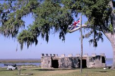 Fort Frederica- St. Simon's Island