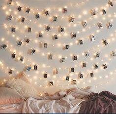 Urban outfitters photo light decor
