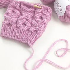 Valentine's Day Knitting Pattern from Prem Knits on Ravelry. XOXO Beanie Knit Hat Pattern perfect for Valentine's Day. #knittingpattern #ravelry #etsy