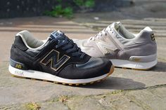 New Balance 576 'Road to London' Pack