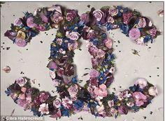 #chanel#art#Clara Hallencreutz#flowers
