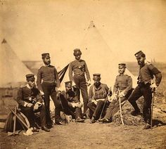 Officers of the 90th Regiment of Foot (Perthshire Volunteers) Light Infantry.