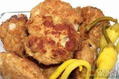 Receita de Bolinho de peixe com batata em receitas de salgados, veja essa e outras receitas aqui!