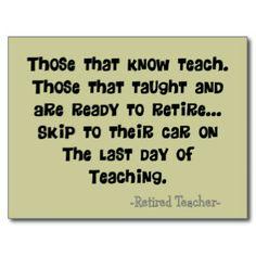 Funny Retirement Invitations for Teachers | Retirement For Teachers ...