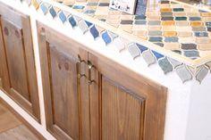 リノベーション会社:セイワビルマスター株式会社「case114・地中海リゾートが漂う漆喰塗り壁の住まい。」