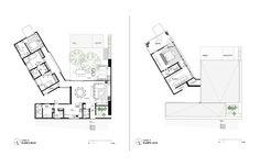 Cinco Casas,Planta