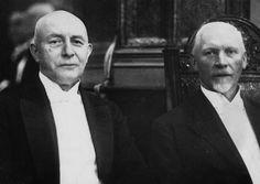 Generals Paul von Lettow-Vorbeck und des mit den Briten verbündeten südafrikanischen Generals Jan Christiaan Smuts: Erst Feind, dann Freund