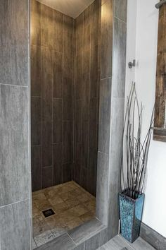 Tile Shower - Freedom by Minimalist Homes