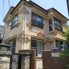 Rent from ¥78,000/month! Only a 6-min walk to Higashi Shinjuku. Two private flats that offer you a great opportunity to have your own space in central Tokyo, Shinjuku! The location of the apartments is very charming and quiet, you will enjoy the cute Japanese village atmosphere in the small streets. The individual apartments are located on the 1st floor and 2nd floor of this 2-story building. 101 on the first floor is 1DK type, 22 sqm. 201 on the second floor is a 1R type, 22 sqm. Shinjuku Tokyo, Second Floor, Apartments, Opportunity, Skyscraper, Two By Two, Japanese, Flats
