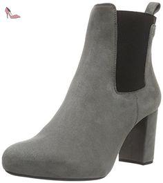 Unisa  NOTO_KS, Bottes Classiques femme - Gris - Grau (Shark), 38 EU - Chaussures unisa (*Partner-Link)