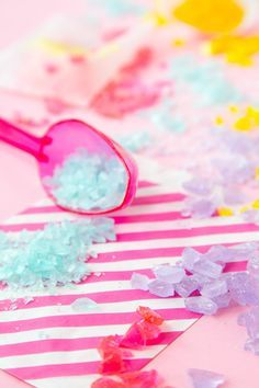 DIY Pop Rocks Candy