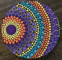 Mandala Art, Mandala Canvas, Mandala Painting, Mandala Pattern, Mandala Design, Mandala Painted Rocks, Mandala Rocks, Hand Painted Rocks, Dot Art Painting