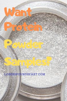 protein powder samples you can get for FREE. Unlock your freebies inside. Low Carb Protein, Best Protein, Rich In Protein, Protein Diets, Protein Sources, Protein Shakes, Lose 20 Pounds Fast, Diet Plans To Lose Weight Fast, Body Makeover