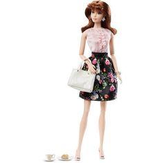 The Barbie LOOK Model Doll Sweet Tea Black Label DGY08 New #Mattel #DollswithClothingAccessories