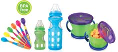 Get free samples of #bottles and #spoons for your baby in different designs. Visit at: http://freesamples.us/free-samples/free-samples-for-children/