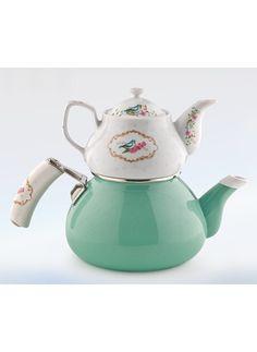 Stelle Porselen Çaydanlık-Schafer