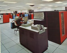IBM 360 mainframe grand father of modern computers