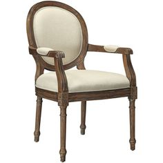 Christopher Knight Home Freeman Mid Brown and Natural Beige Chair