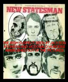 The Irish suspect faded with Sutcliffe's assaults New Statesman, Yorkshire, Irish, Jackson, Movie Posters, Movies, 2016 Movies, Irish People, Film Poster