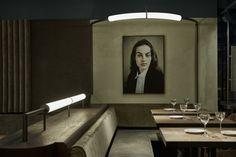 Wyers bar restaurant by Studio Modijefsky, Amsterdam – Netherlands » Retail Design Blog