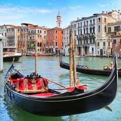 Here are the reasons why Venice should be on your travel bucket list. Photo courtesy of Instagram's mthiessen.