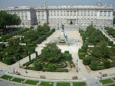Spain Royal Palace