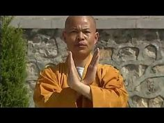 Shaolin Enlightened-Buddhist's 18 Hands kung fu (luohan shi ba shou)- form 1 of 18 - YouTube