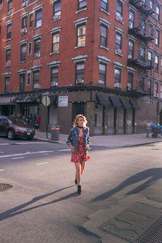 5 Ways To Style Denim This Summer: Jackets