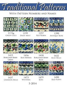 more_polish_pottery_patterns_page_2.jpg (2550×3300)